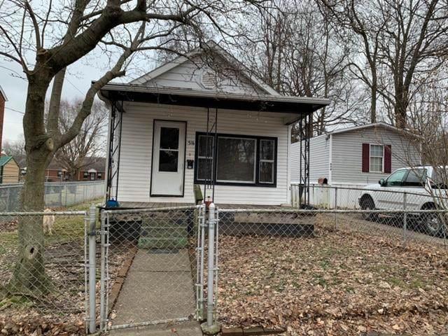 514 Clay Street, Henderson, KY 42420 (MLS #78583) :: The Harris Jarboe Group