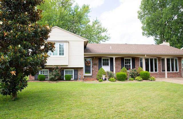 2716 Dartmouth Drive, Owensboro, KY 42301 (MLS #79536) :: The Harris Jarboe Group