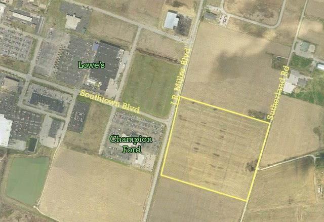 5070 Sutherland Road, Owensboro, KY 42303 (MLS #79937) :: The Harris Jarboe Group