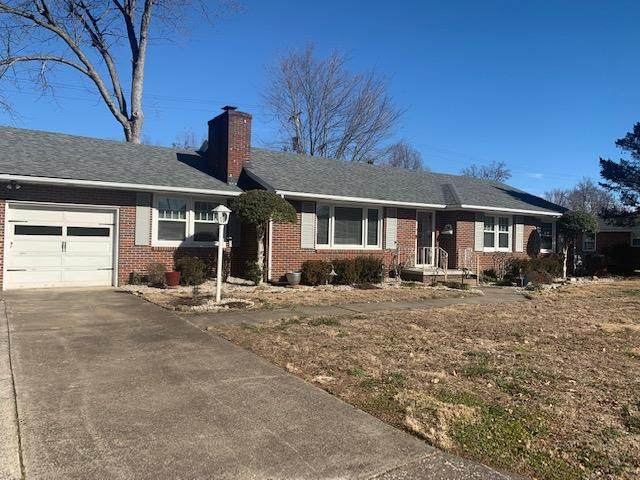 2117 Griffith Avenue, Owensboro, KY 42301 (MLS #80616) :: The Harris Jarboe Group