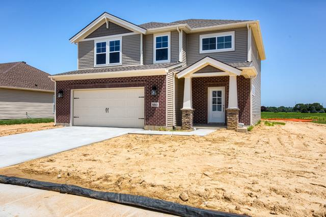 5541 Mulberry Place, Owensboro, KY 42301 (MLS #73661) :: Kelly Anne Harris Team