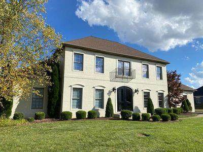 4531 Lake Forest Dr, Owensboro, KY 42303 (MLS #80093) :: The Harris Jarboe Group