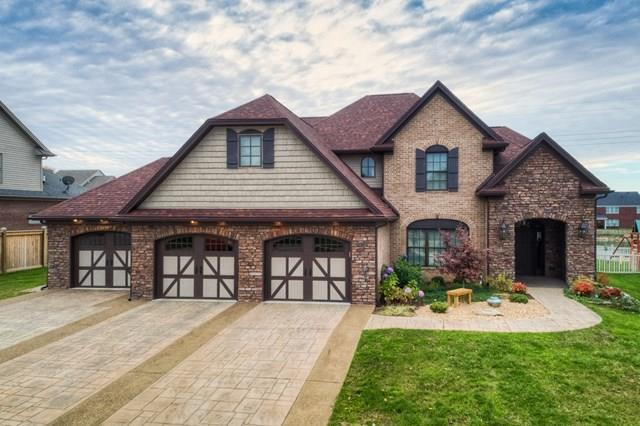 4526 Lake Forest Drive, Owensboro, KY 42303 (MLS #72383) :: Farmer's House Real Estate, LLC