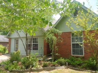 2110 Harris Drive, OXFORD, MS 38655 (MLS #138318) :: John Welty Realty