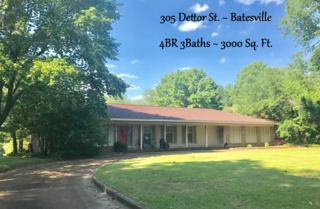 305 Dettor, BATESVILLE, MS 38606 (MLS #138353) :: John Welty Realty