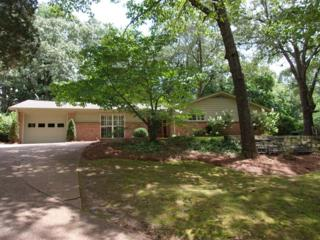 200 Cullen Road, OXFORD, MS 38655 (MLS #138359) :: John Welty Realty