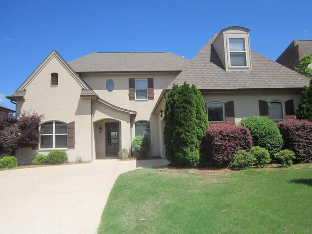 207 Olde Castle Loop, OXFORD, MS 38655 (MLS #147634) :: Cannon Cleary McGraw