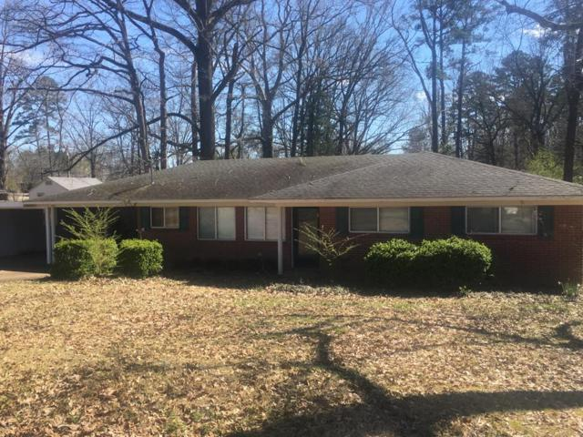 133 Young Ave, Calhoun City, MS 38916 (MLS #140031) :: John Welty Realty