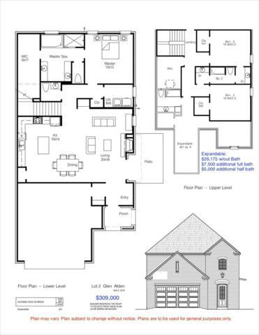 102 Glen Alden Circle, OXFORD, MS 38655 (MLS #140193) :: John Welty Realty