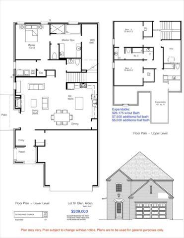 136 Glen Alden Circle, OXFORD, MS 38655 (MLS #140236) :: John Welty Realty