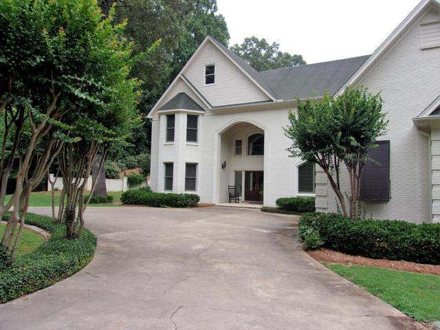 632 Park Dr., OXFORD, MS 38655 (MLS #140818) :: John Welty Realty