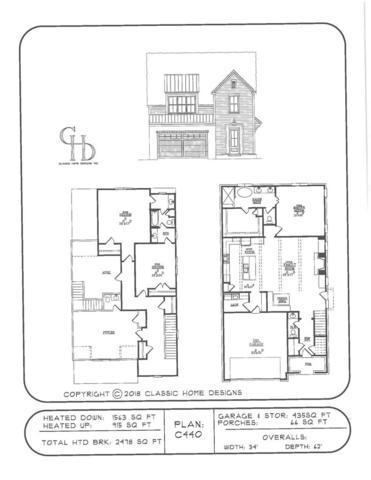 150 Glen Alden Circle, OXFORD, MS 38655 (MLS #141108) :: John Welty Realty