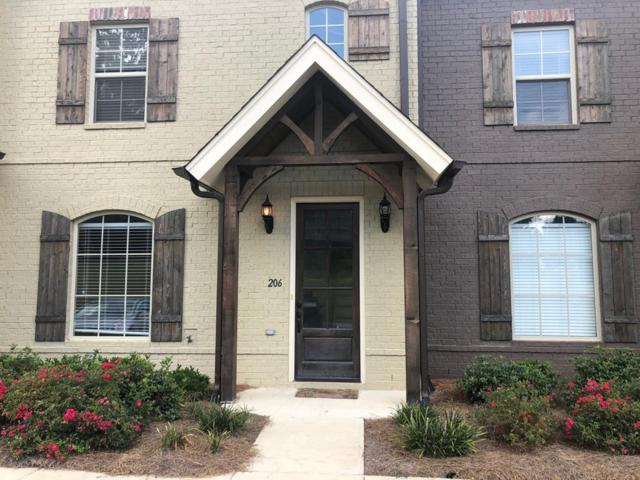 103 Farm View Drive #206, OXFORD, MS 38655 (MLS #141195) :: John Welty Realty