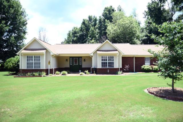 529 Wedgewood Drive, OXFORD, MS 38655 (MLS #141549) :: John Welty Realty