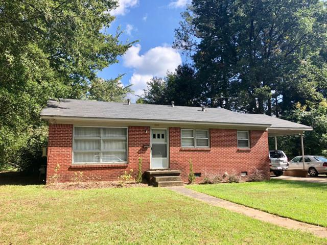 505 S 18Th. Street, OXFORD, MS 38655 (MLS #141588) :: John Welty Realty
