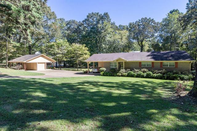 628 Park Dr., OXFORD, MS 38655 (MLS #141630) :: John Welty Realty