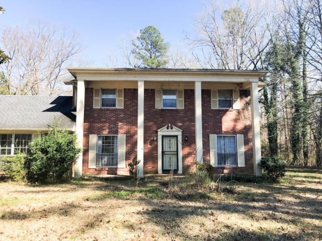 06 Cr 225, OXFORD, MS 38655 (MLS #142628) :: John Welty Realty