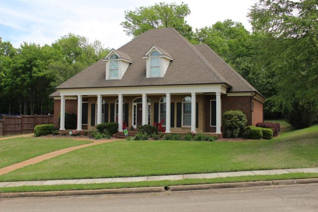 410 Northpointe Lake Drive, OXFORD, MS 38655 (MLS #143266) :: Oxford Property Group