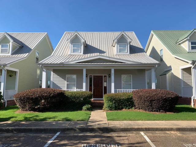 401 Bickerstaff  #7, OXFORD, MS 38655 (MLS #143329) :: Oxford Property Group