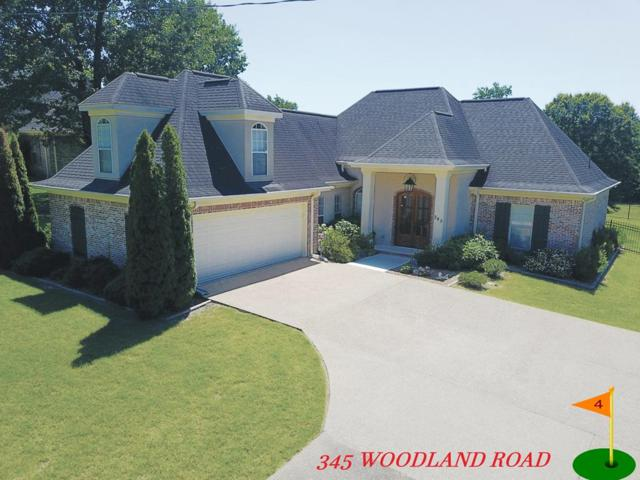 345 Woodland Rd, BATESVILLE, MS 38606 (MLS #143366) :: John Welty Realty