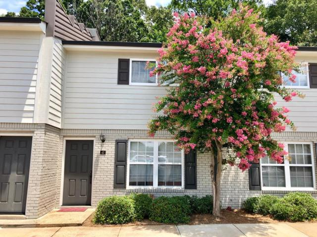 1802 Jackson Ave, Unit 43, OXFORD, MS 38655 (MLS #143392) :: John Welty Realty