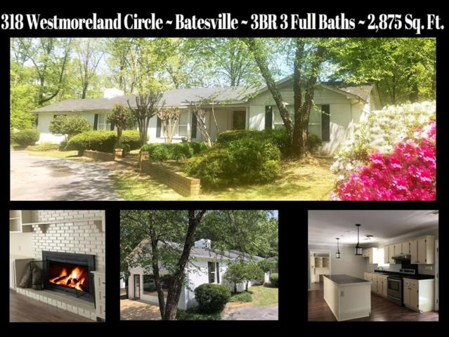 318 Westmoreland Circle, BATESVILLE, MS 38606 (MLS #143456) :: Oxford Property Group
