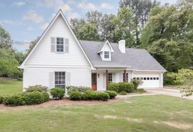 408 Cherokee Drive, OXFORD, MS 38655 (MLS #143592) :: Oxford Property Group