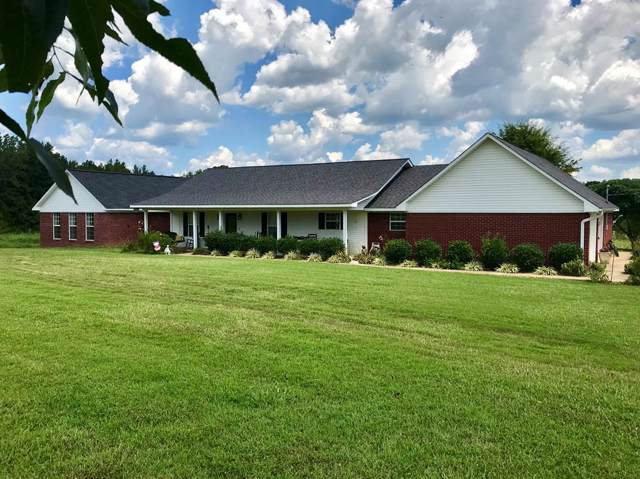 1300 Cr 14, MYRTLE, MS 38650 (MLS #143821) :: Oxford Property Group