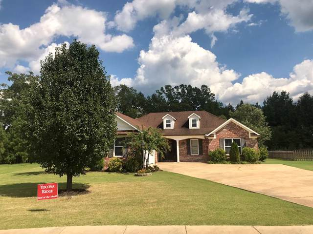 154 Yocona Ridge Road, OXFORD, MS 38655 (MLS #143822) :: Oxford Property Group