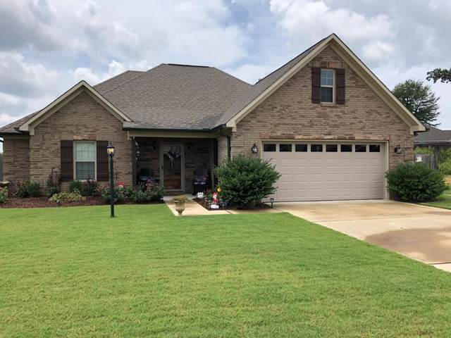 120 Franklin, OXFORD, MS 38655 (MLS #143837) :: Oxford Property Group