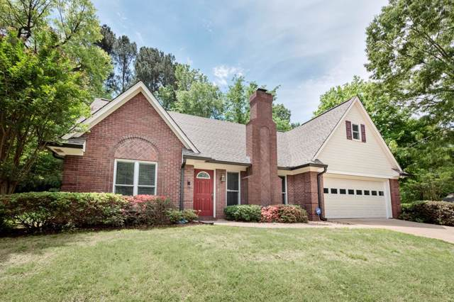 406 Cherokee, OXFORD, MS 38655 (MLS #143883) :: Oxford Property Group