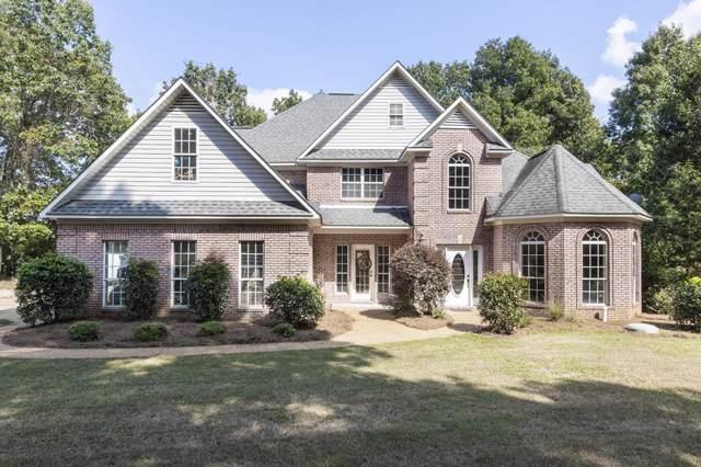 160 Lakes Drive South, OXFORD, MS 38655 (MLS #143953) :: Oxford Property Group