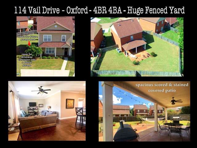 114 Vail Drive, OXFORD, MS 38655 (MLS #143964) :: Oxford Property Group