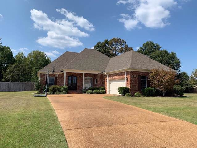 2105 West Wellsgate, OXFORD, MS 38655 (MLS #144021) :: Oxford Property Group