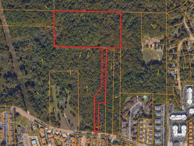00 Anderson Road, OXFORD, MS 38655 (MLS #144141) :: John Welty Realty