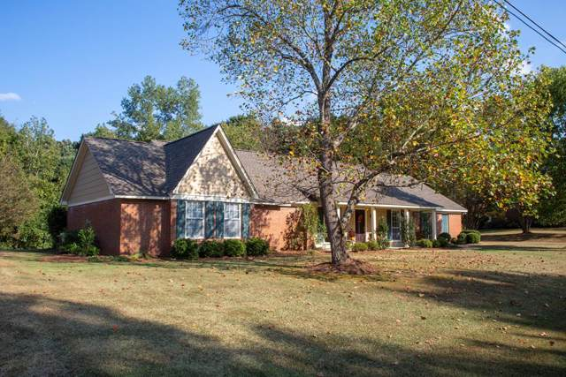 206 Woodlawn Drive, OXFORD, MS 38655 (MLS #144171) :: Oxford Property Group