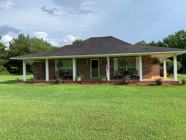 1074 Cr 119, NEW ALBANY, MS 38652 (MLS #144212) :: Oxford Property Group