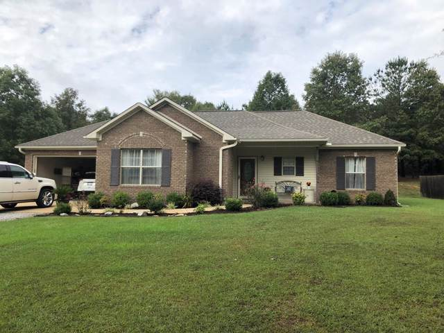 1005 Cr 352, NEW ALBANY, MS 38652 (MLS #144213) :: Oxford Property Group