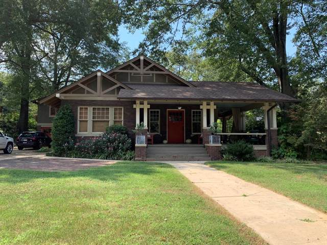 412 E Bankhead, NEW ALBANY, MS 38652 (MLS #144216) :: Oxford Property Group