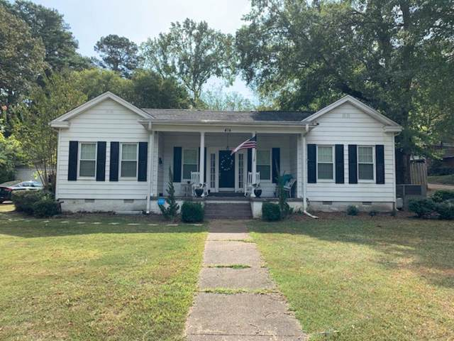 414 S Central, NEW ALBANY, MS 38652 (MLS #144218) :: Oxford Property Group