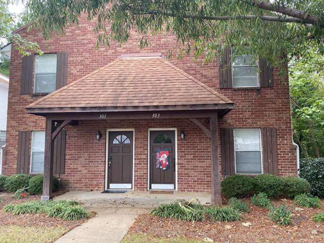 303 Edinburgh Way, OXFORD, MS 38655 (MLS #144229) :: Oxford Property Group