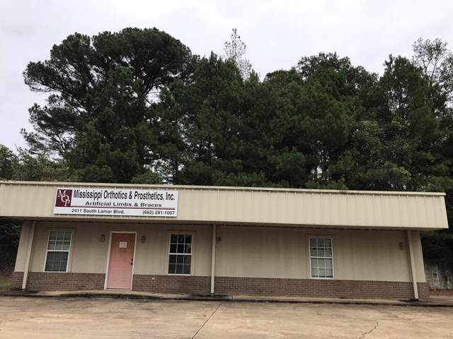 2411 S. Lamar, OXFORD, MS 38655 (MLS #144243) :: Oxford Property Group
