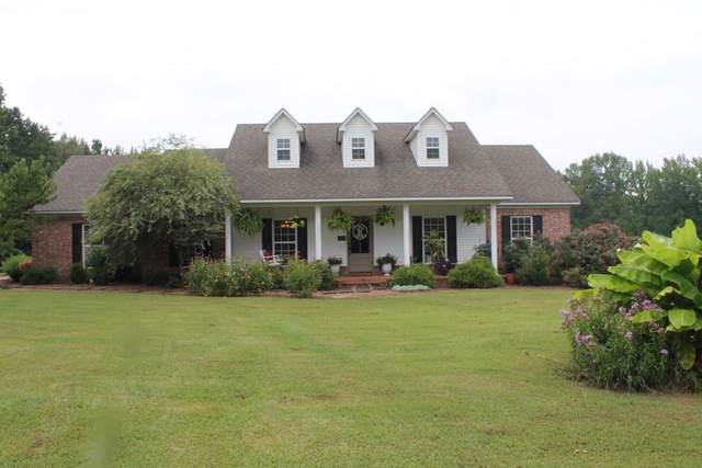 264 Cr 431, OXFORD, MS 38655 (MLS #144259) :: Oxford Property Group