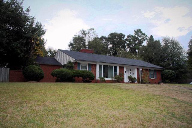 437 Wood St, WATER VALLEY, MS 38965 (MLS #144277) :: Oxford Property Group