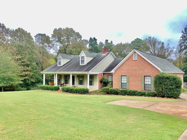 712 Shady Oaks Circle, OXFORD, MS 38655 (MLS #144310) :: Oxford Property Group