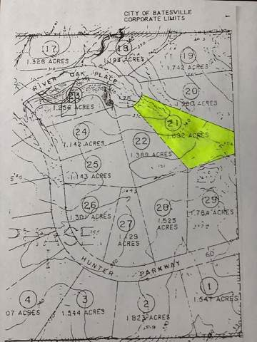 LOT  21 River Oak Place, BATESVILLE, MS 38606 (MLS #144386) :: Cannon Cleary McGraw