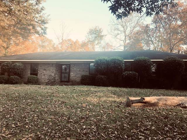25 Cr 207, BRUCE, MS 38915 (MLS #144408) :: John Welty Realty
