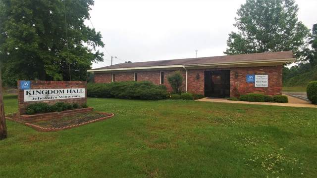 1303 Hwy 178 East, NEW ALBANY, MS 38852 (MLS #144428) :: Oxford Property Group