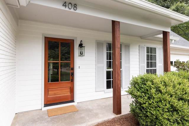 408 Cherokee Drive, OXFORD, MS 38655 (MLS #144472) :: Oxford Property Group