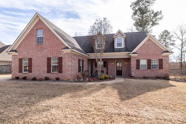 214 Taylor Dr, TAYLOR, MS 38655 (MLS #144487) :: Oxford Property Group